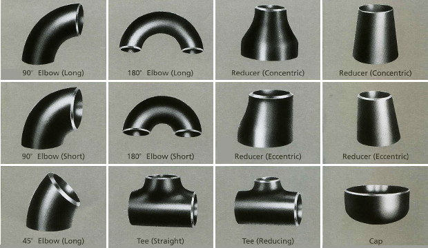 Pipe fittings sunny steel enterprise ltd for Types of plumbing pipes materials